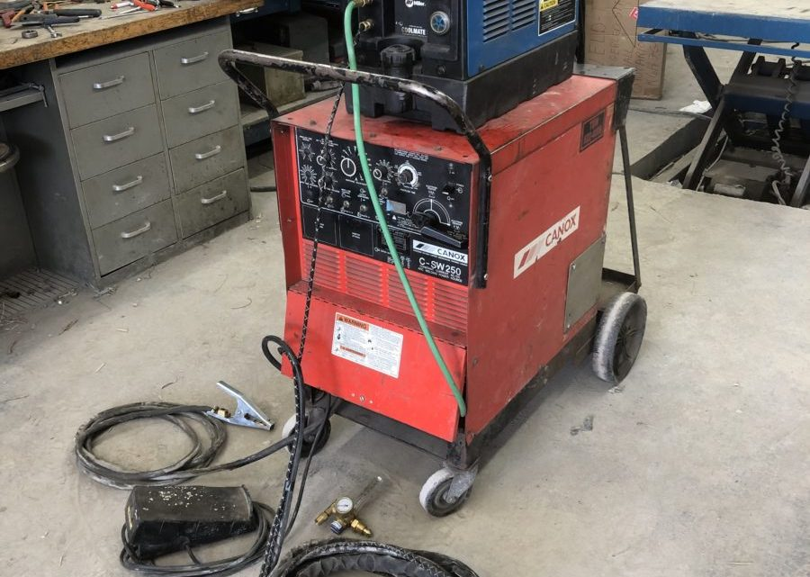 Canox Syncrowave 250