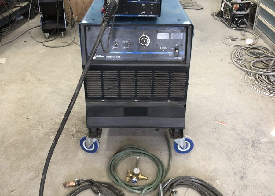 Miller Deltaweld 302  $3500    ALL 19 MACHINES SOLD!!