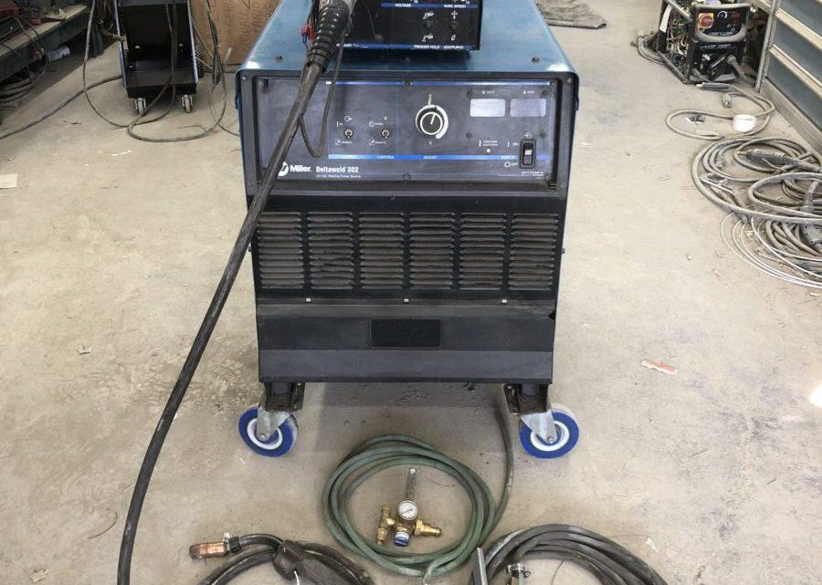 Miller Deltaweld 302  $3500    ALL 19 MACHINES SOLD!!